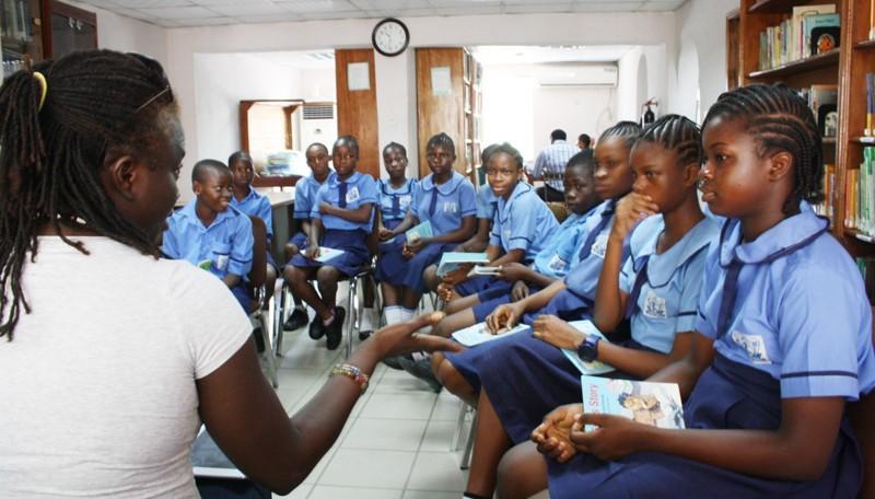 Nigerian-pupils