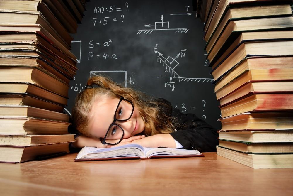 study a lot