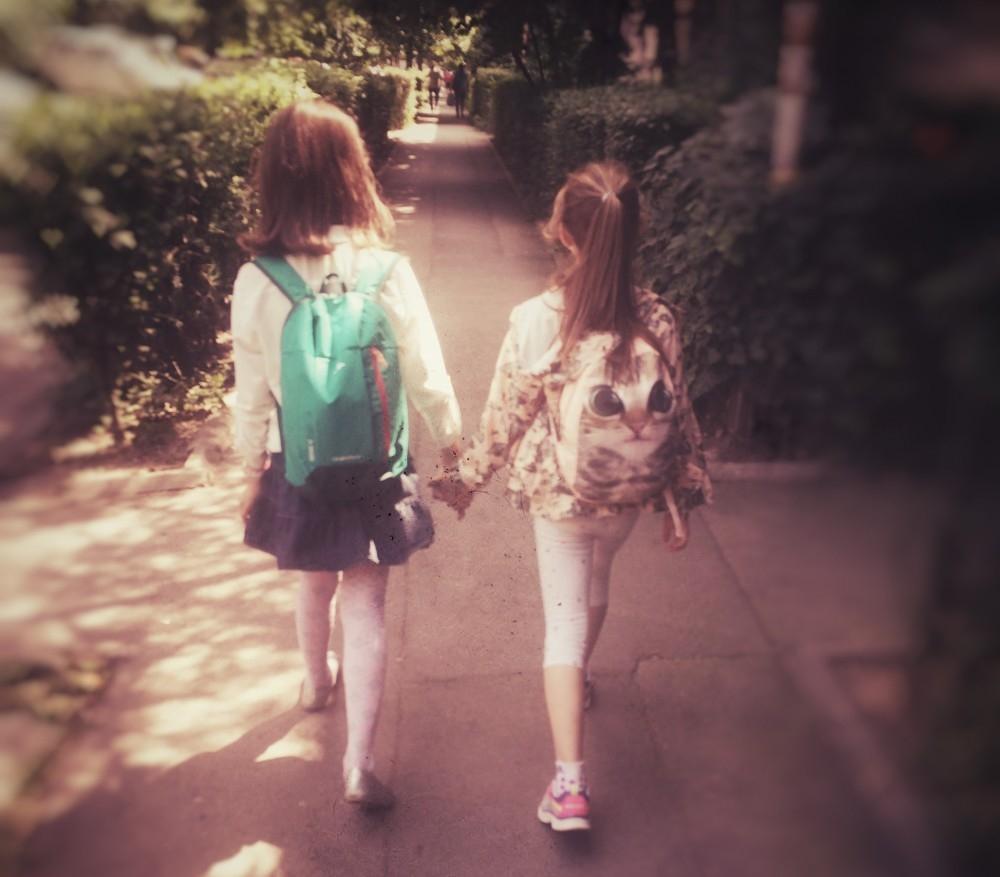 blog in tandem_ultima zi de scoala