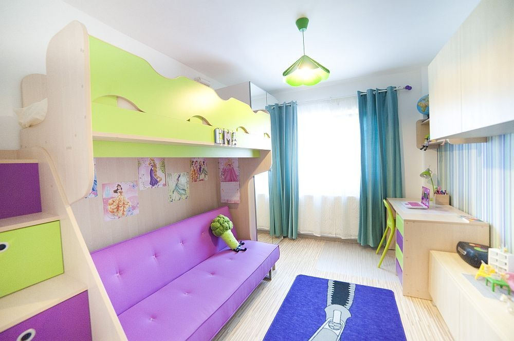 adelaparvu.com despre amenajare colorata intr-un apartament din Bucuresti, designer Aniela Broasca, Foto Dragos Boldea (17)