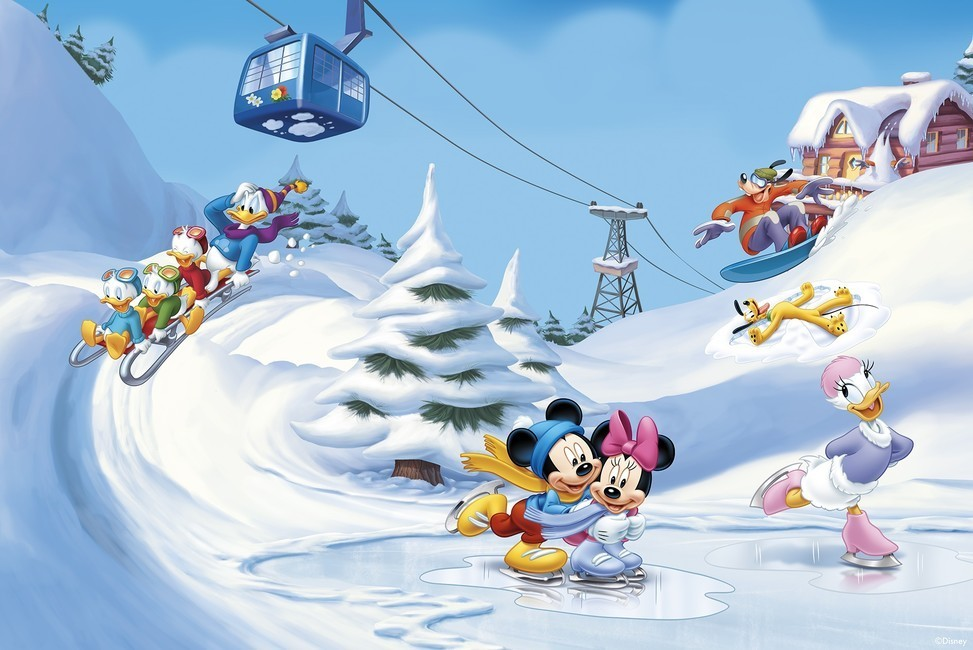 mickey--friends-winter-fun