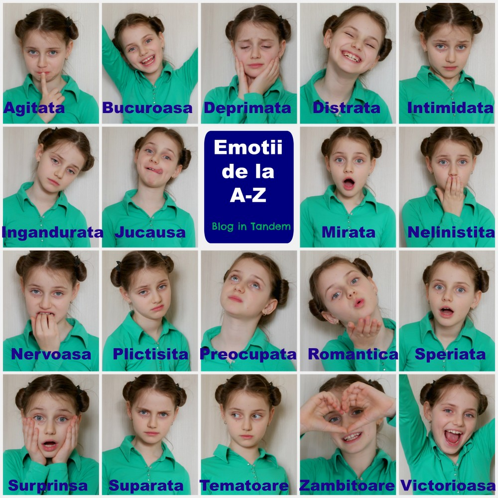 Cum Ne Invatam Copiii Sa Vorbeasca Despre Emotii Si