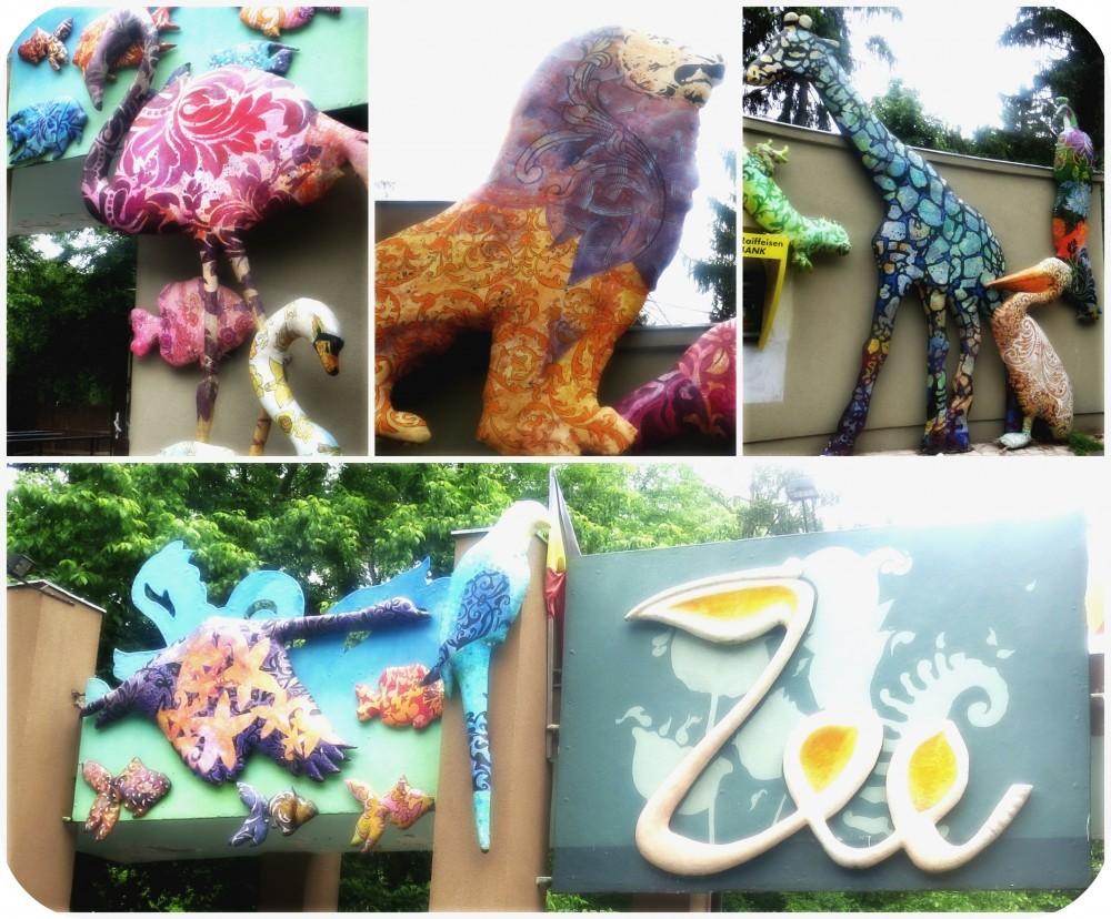 Colaj_Zoo