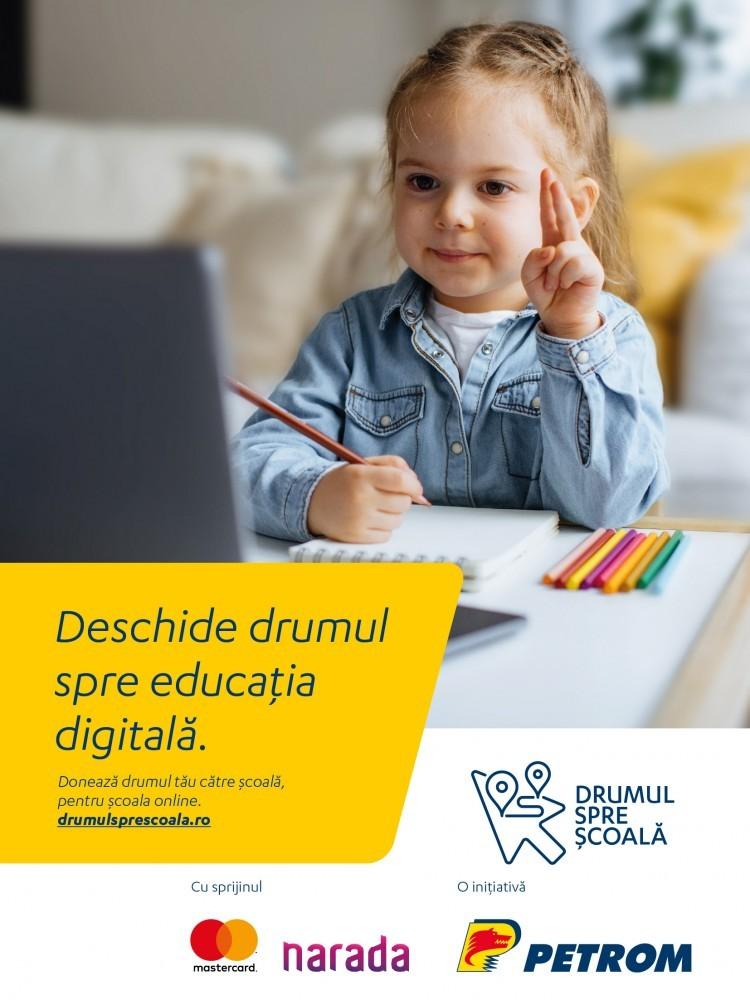 25noi2020_Petrom_DrumulSpreScoala_Poster 70x100