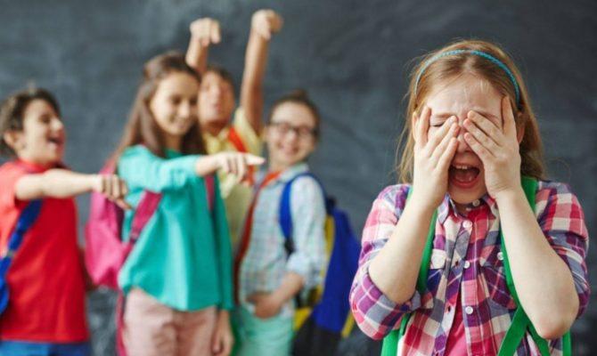 Bullyingul lasă răni adânci în sufletele copiilor