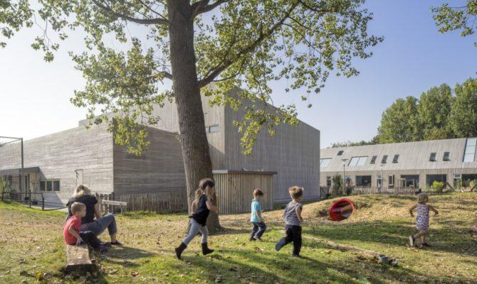 În ce școli învață copiii din Haga