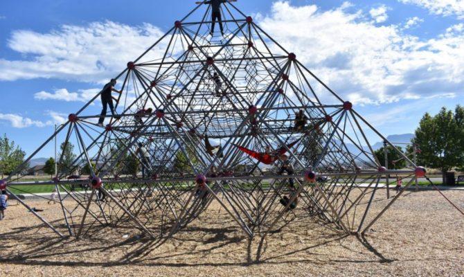 7 din cele mai originale locuri de joacă din lume