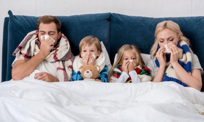 Doza de Sănătate: Gripa și Răceala