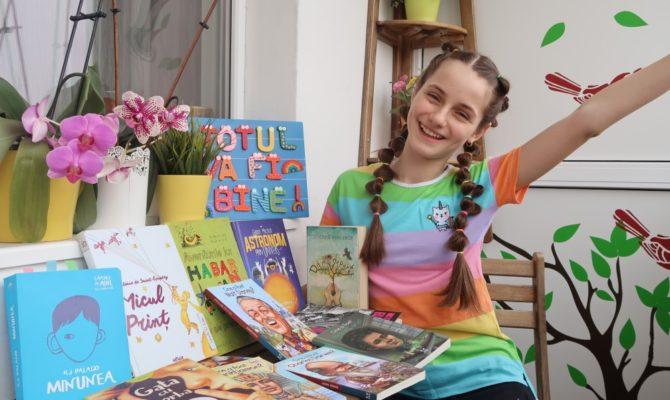 8 cărți ce nu trebuie să lipsească din biblioteca niciunui copil