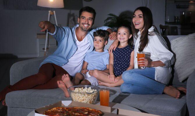 50 de Filme pentru copii și părinți, de văzut în familie