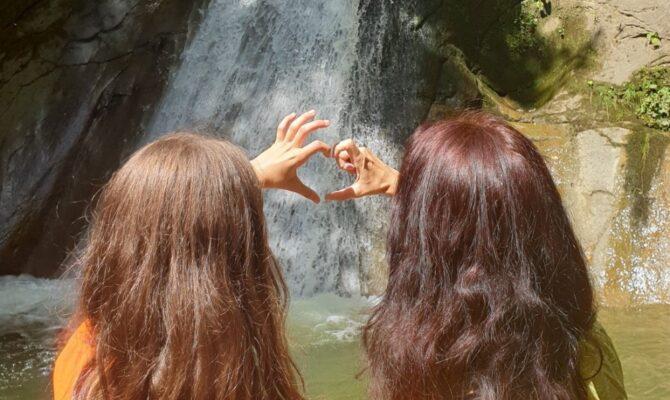 Cascada Pruncea – Cașoca, obiectiv de weekend în Jud. Buzău