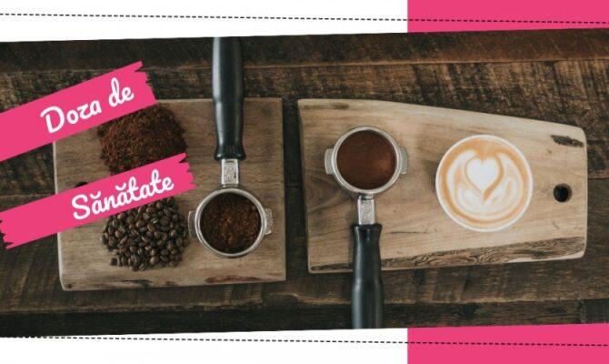 Doza de Sănătate – Beneficiile consumului de cafea