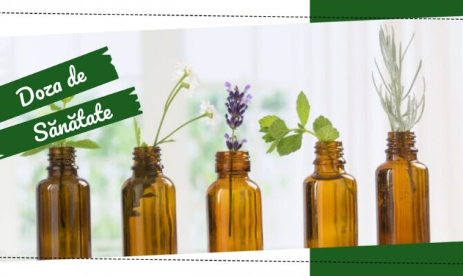 Doza de Sănătate – Protecție de sezon, cu uleiuri de mentă, eucalipt și lavandă