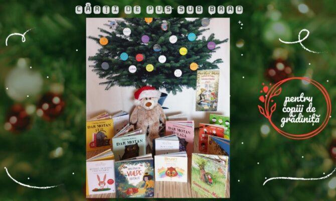 Cărți pentru copiii de grădiniță – Perfecte de Crăciun