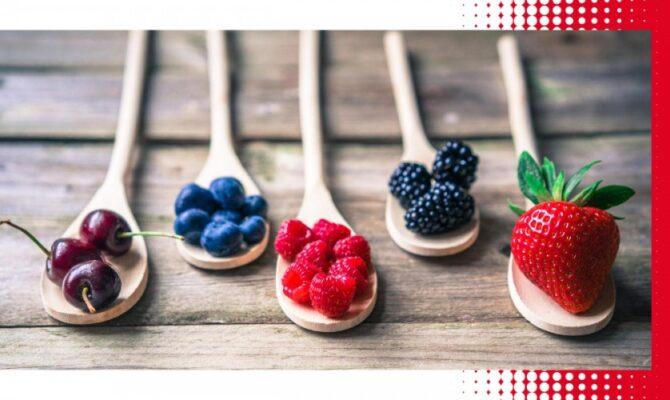 Doza de Sănătate – 10 Fructe și Legume ce trebuie mâncate zilnic