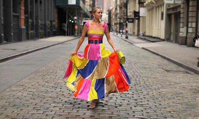 18 rochii de vară, pline de culoare și personalitate #Made in Ro