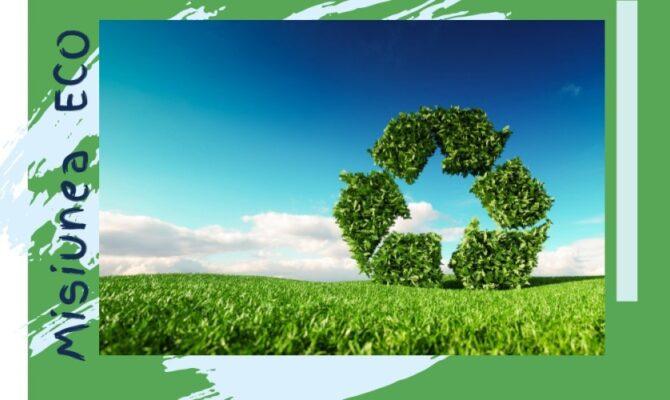 Misiunea Eco: Curiozități despre RECICLARE