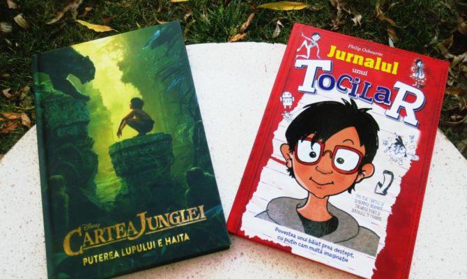 Lecturi de vacanta. Ce citesc copiii din ziua de azi