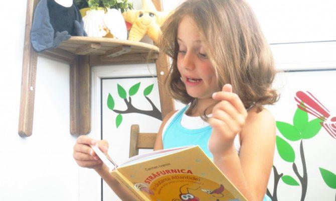 O carte care dezleaga limbile copiilor: 'STRAFURNICA, in cautarea Atlantidei'