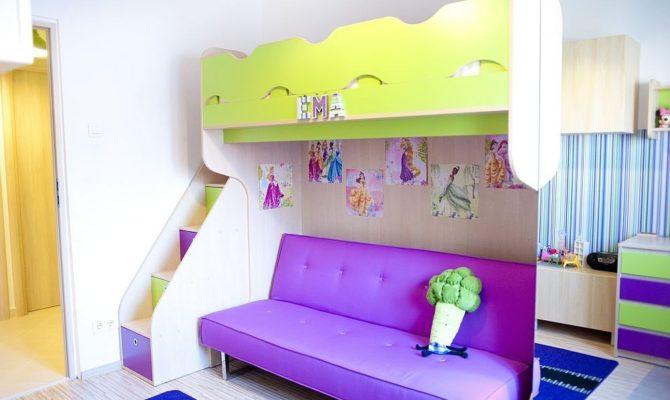 21 de idei de paturi etajate pentru copii