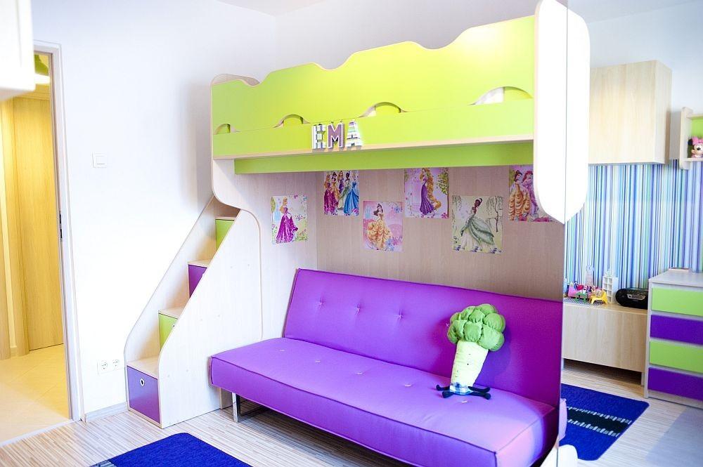 21 de idei de paturi etajate pentru copii blog in tandem for Canapea pat