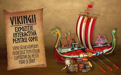 Ati fost la expozitia Viking Kids?  Poate ne intalnim acolo!