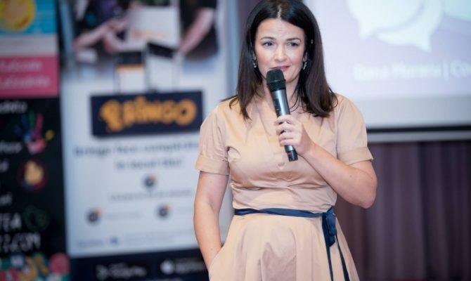 Oana Moraru: Îmi vine să iau copiii acasă, să-i feresc de părinții lor!