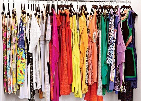Discuții de zi cu zi. Comanda mea de rochii online