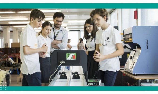 MALAXA – 5 copii uimitori în competiția F1 in Schools