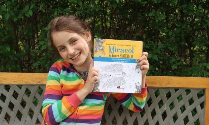 MIRACOL in LUMEA EMOTIILOR – O carte pentru parinti si copii