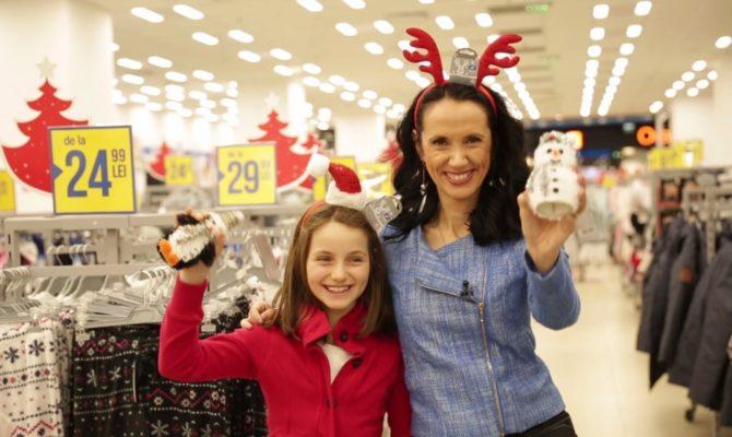 5 reguli cu Ema la cumpărături. Ce am târguit la Pepco