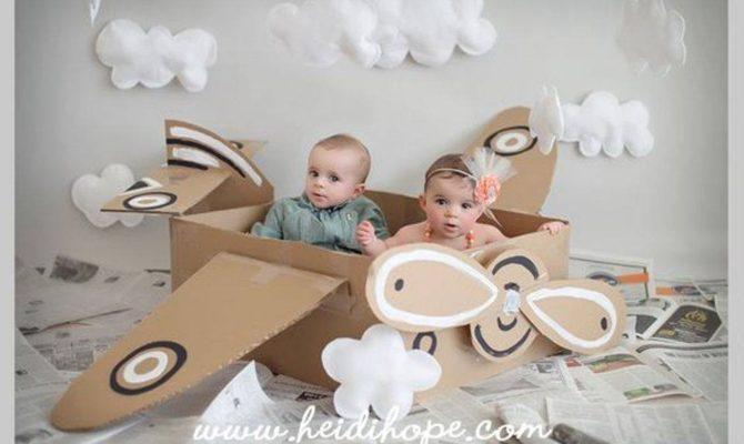 13 Idei creative pentru a refolosi cutiile de carton
