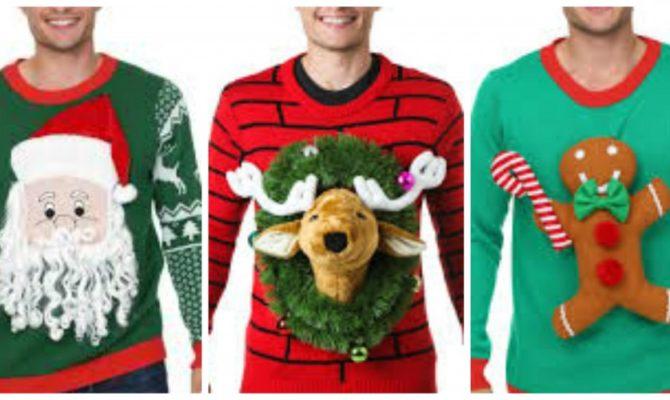 Ziua puloverelor kitsch-oase. Cu iz american