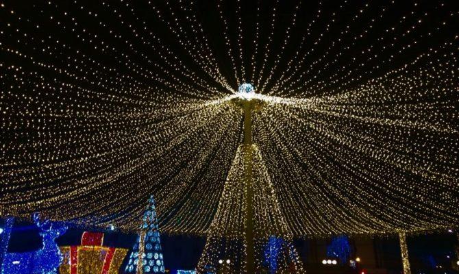 Buzău, Crăciun, familie, lumini, liniște…
