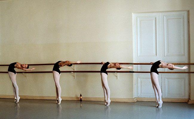 Ziua Baletului sarbatorita in imagini