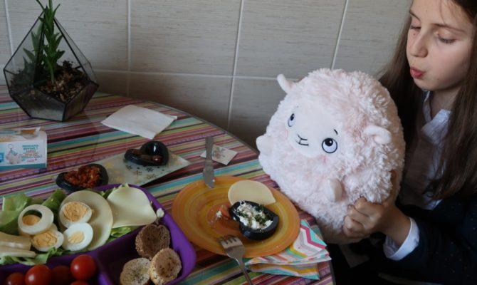 Micul dejun este uneori așa…