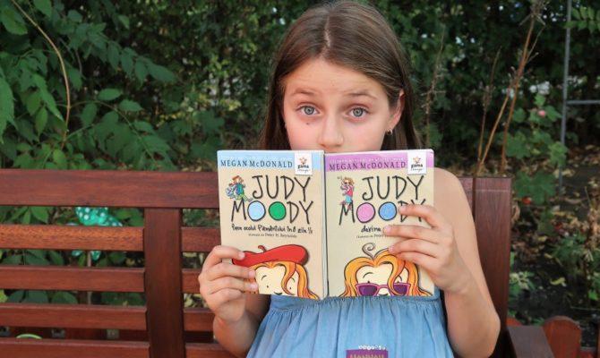 Recomandare de lectură: colecția Judy Moody
