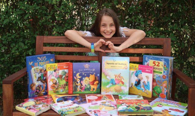 16 Cărți pentru copiii care abia au învățat să citească