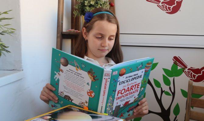 7 enciclopedii pentru copii. Perfecte și pe post de cadou!