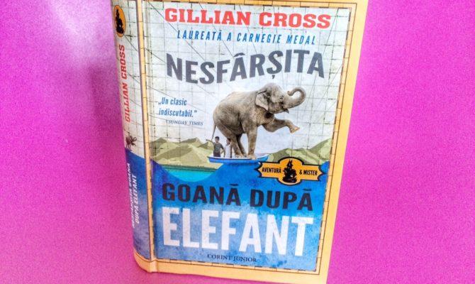 Nesfarsita Goana dupa Elefant – Una din cartile mele preferate din vara asta