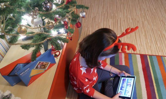 Sunt tabletele potrivite pentru copii?