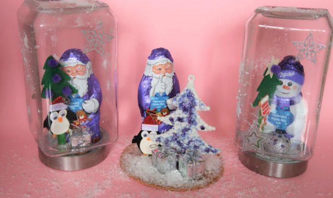 DIY – Globuri de iarnă, perfecte pe post de cadouri