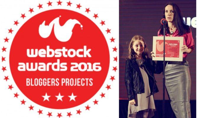 Blog in Tandem: Premiat la Webstock 2016