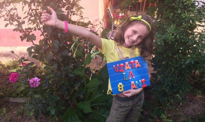 #Viata la 8 ani. Cum e? E…