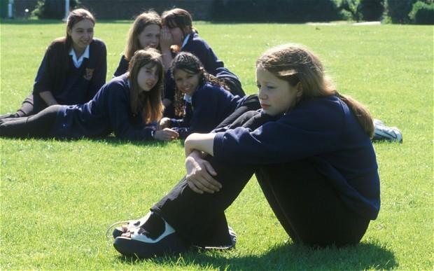 "O poveste despre ,,bullying"". Copii care hartuiesc alti copii"