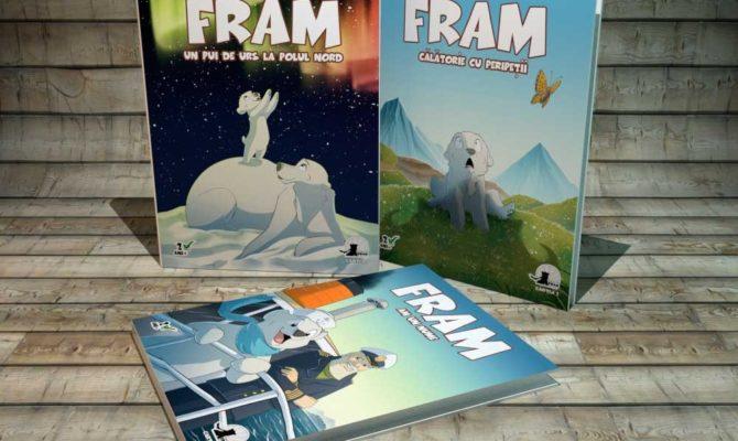 Eu sunt fana lui 'FRAM, Ursul Polar'
