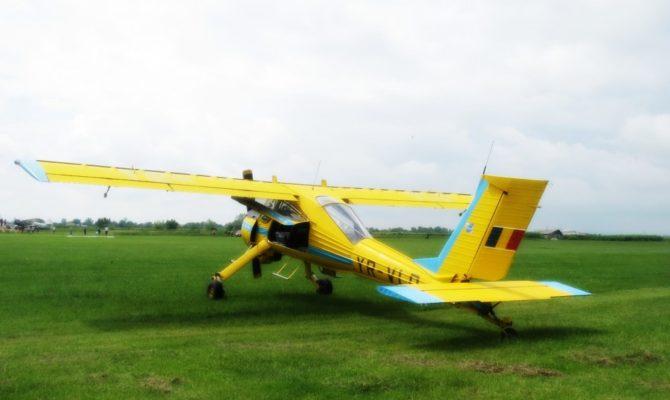Clinceni Airshow. Spectacol cu avioane