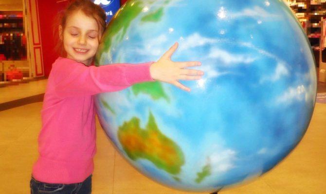 Atat de tare-mi plac muzeele prietenoase cu copiii!