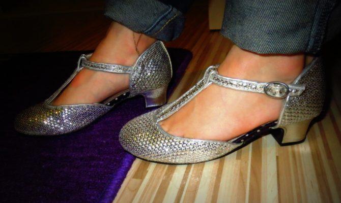 Super pantofii mei cu toc