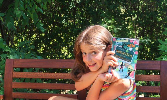 Recomandare de lectură: Evadare din Biblioteca Domnului Lemoncello
